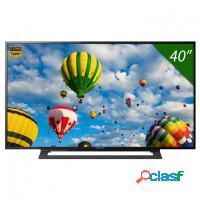 Tv sony 40 hd hdmi usb conversor digital led