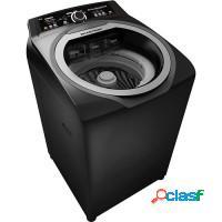 Lavadora de roupas profissional 11kg black platinu