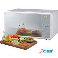 Microondas lg 30 litros c/ grill branco/prata espe