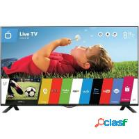 Smart tv 55 4k lg full hd hdmi wifi tela led