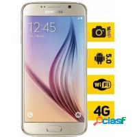 Smartphone samsung galaxy s6 4g android 5.0 64gb c