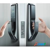 Fechadura inteligente digital touch samsung
