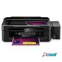 Impressora multifuncional epson c/ bulk ink e 400m