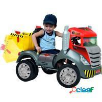 Mini caminhão brinquedão - bandeirante