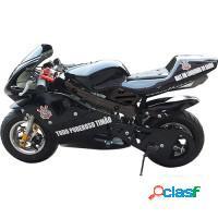 Mini moto brinquedão racing 45kg - gasolina