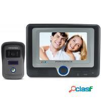 Video interfone residencial powerpack tela 7 c/ in