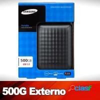 Hd externo para xbox one 500gb usb 3.0 ou pc