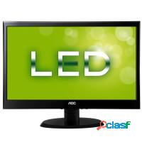 Monitor 15' aoc tela led high definition
