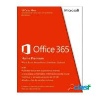 Software microsoft office 365 home premium
