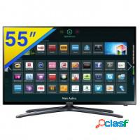 TV 55 SMART 3D SAMSUNG FULL HD HDMI WIFI INTERACTI