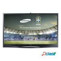 Tv 64 smart 3d samsung full hd hdmi wifi controle