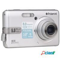 Câmera digital polaroid, 8mp, zoom 12x, à bateri
