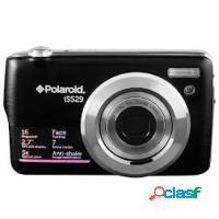 Câmera digital polaroid preta 16 megapixels zoom
