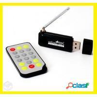 Receptor de tv digital usb para pc e notebook