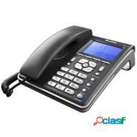 Telefone semi profissional com viva voz
