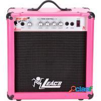 Amplificador para contrabaixo 80w - rosa