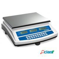 Balança eletrônica 15kg c/saida etiquetadora e b