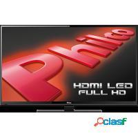 Smart tv 40 philco led wifi hdmi usb conversor ful