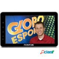 Tablet função celular 2 chips foston tv gps 2 ch