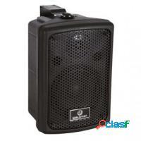 Caixa de som acústica proffisional 2 vias 60w (bi