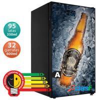 Mini geladeira frigobar berhaunsen cadence 100l ce