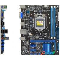 Placa mãe motherboard socket 1155 asus vga ddr3-1