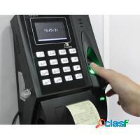 Relógio de ponto eletrônico biométrico + proxim