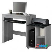 Mesa para computador pc home office - rack