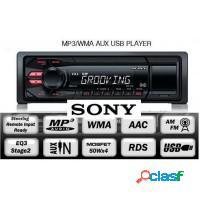 Mp3 player automotivo rádio mp3 fm usb sd, frente