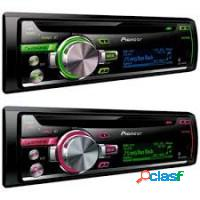 Som automotivo pioneer cd player com usb bluetooth