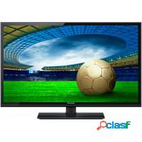 Tv panasonic 32 polegadas full hd + hdmi + usb + h