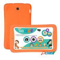 Tablet kids infantil 8gb wifi tela 7 quad core - d