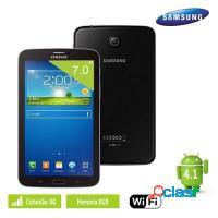 Tablet samsung galaxy tela 7 c/ 3g 8gb dual core 1