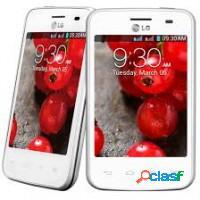 Celular desbloqueado lg 2 chips tela de 3,2 androi