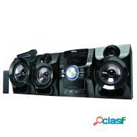 Mini system philco c/ karaoke + 1 microfone 1100w