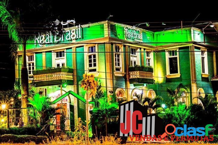 Campinas casa comercial montada ac/permuta no litoral/sp etc