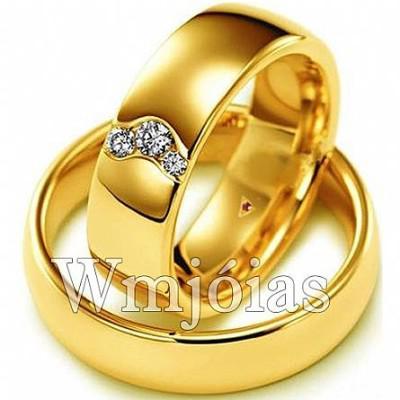 Alianças de casamento são paulo wm2753