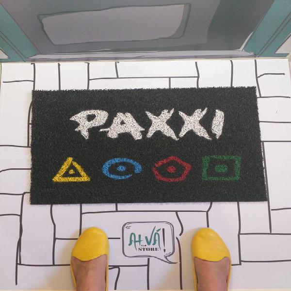 Capacho sua logo - paxxi