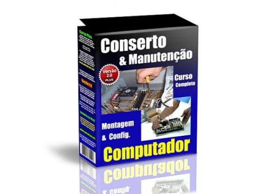Curso de conserto e manutenção de computadores