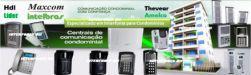 Instalação de central de interfones digital p/ condominios