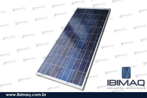 Kit iluminação com painel solar/lixeira/biodegradador