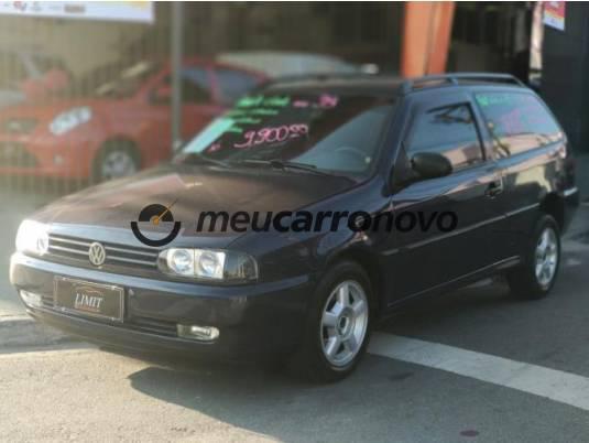 Volkswagen parati gl 1.8 mi/club 1.8 mi 2p e 4p 1997/1998