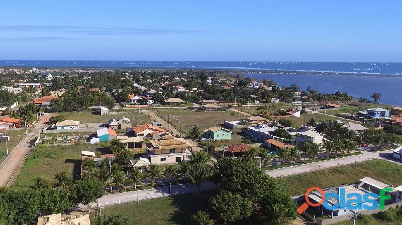 Terrenos financiados residencial caiçara arraial do cabo rj