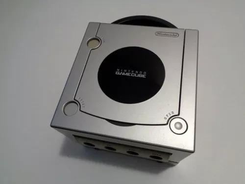 Console nintendo gamecube não testado vendido no estado