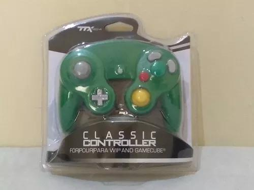 Controle game cube wii ttx tech