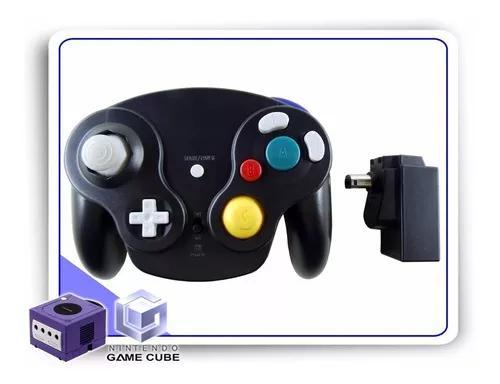 Controle wireless nintendo gamecube