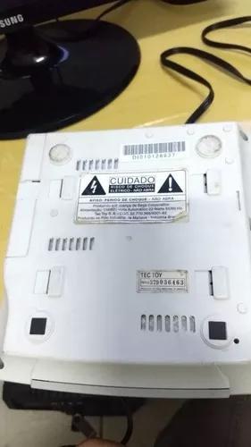 Dreamcast com controle original, vmu e cabos paralelos