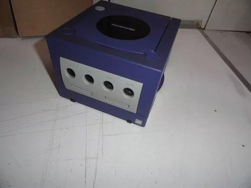 Gamecube game cube só console com defeito c03