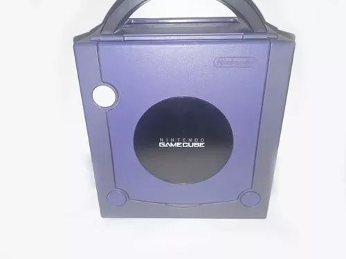 Nintendo gamecube indigo - só o console.