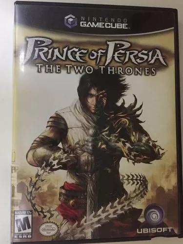 Prince Or Persia The Two Thrones Para Game Cube Usado